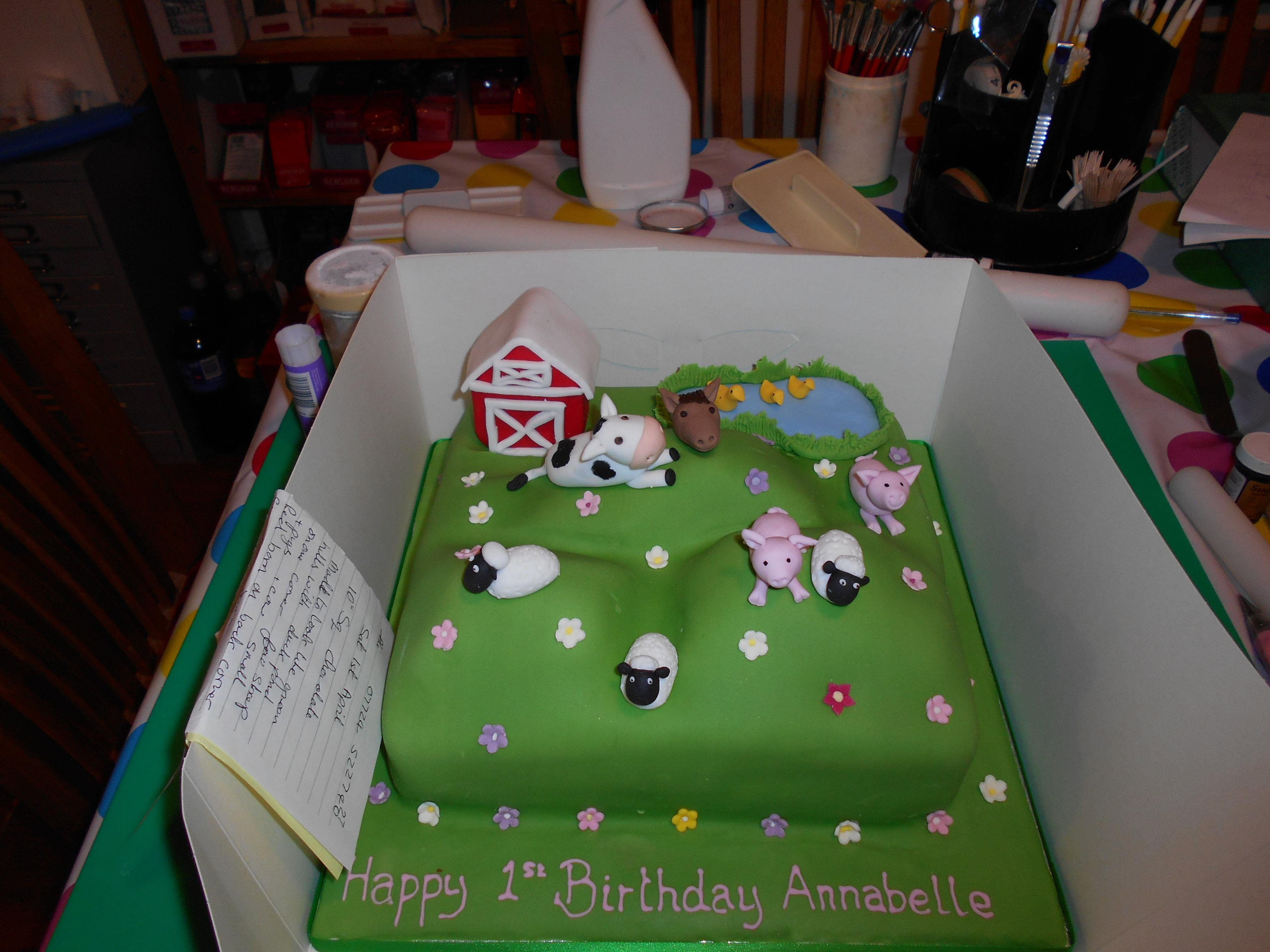 annabell farm 2017