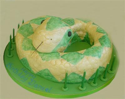 green-and-yellow-snake