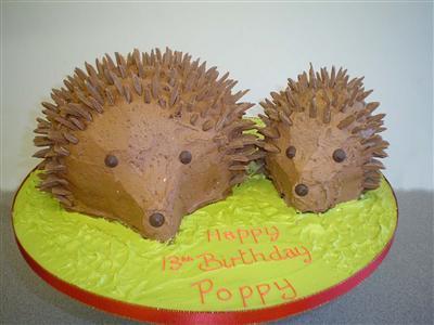 hedgehog-birthday-cake