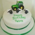 cake for the farmer