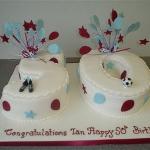 50th-balloon-and-stars-cake