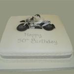 motorcyclist-birthday-cake