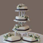5-tier-hex-white-roses-and-lilies